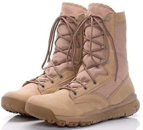 Military Field Boots - 5