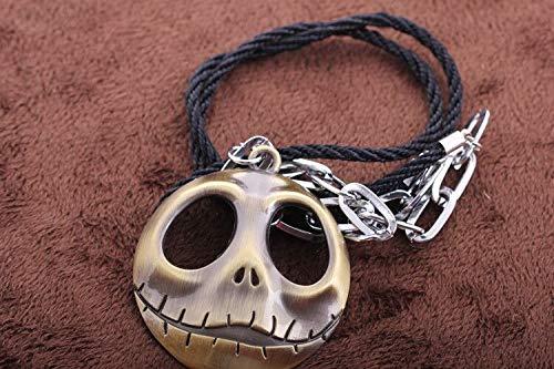 Skyeye Colgante Llavero Calavera de Halloween 1 Pieza para la Venta