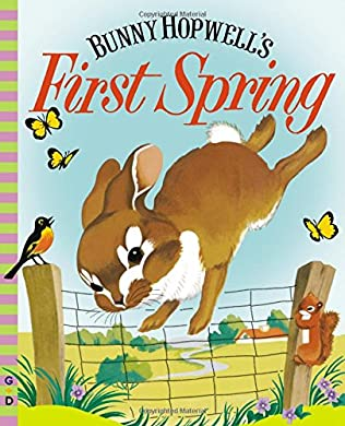 book cover of Bunny Hopwell\'s First Spring