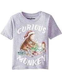 Boys' Christmas Lights Holiday Shirt
