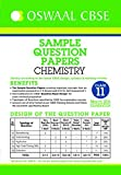 Oswaal CBSE Sample Question Papers For Class 11 Chemistry (For 2016 Exams)