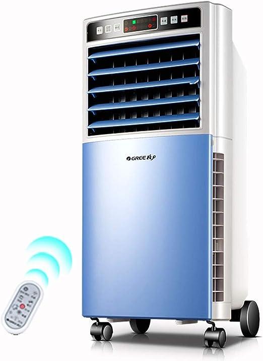 Enfriador Aire Acondicionado Ventilador del hogar Solo Tipo frío ...