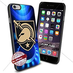 Army West Point Black Knights NCAA ,Cool Iphone 6 Smartphone Case Cover Collector iphone TPU Rubber Case Black color [ Original by WorldPhoneCase Oly ]