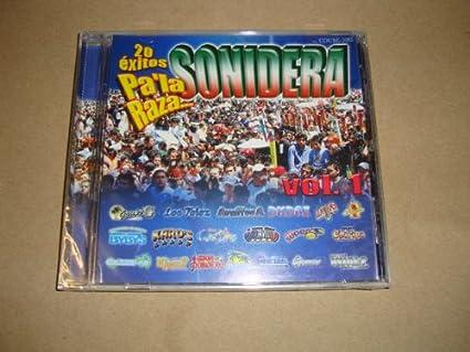 Amazon.com: Pala Raza Sonidera Vol.1 (Audio Cd): Music