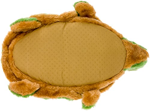 Slippers Novelty Turtle Animal Slippers by Sea Plush Lilly Silver E1UavqFE
