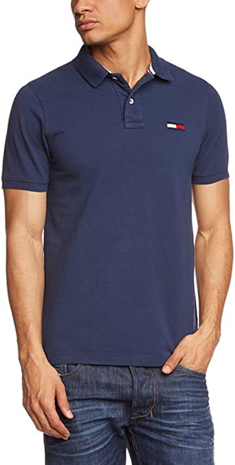 Hilfiger Denim Pilot Big Flag Polo s/s - Polo para Hombre, Color ...