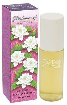 Hawaiian Gardenia Mist Cologne – 2 Fl Oz – Perfumes of Hawaii