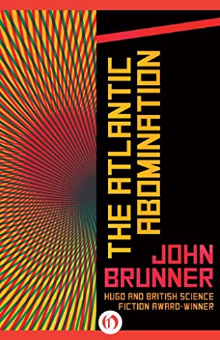 book cover of The Atlantic Abomination