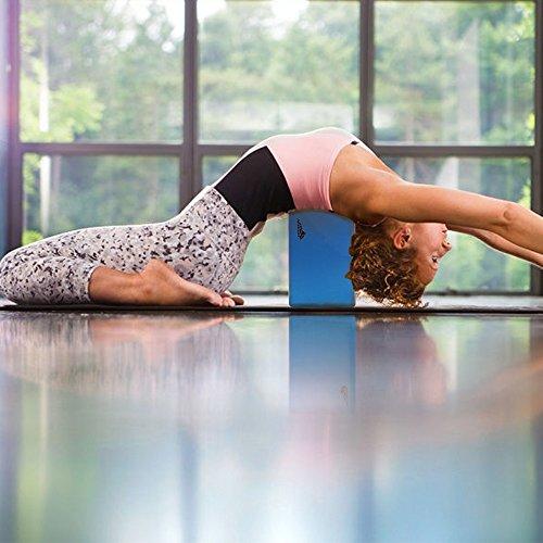 Mansov Yoga Block Exercise Block (Type One:Blue)