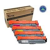 V4INK New Compatible Brother 4 PACK TN221/TN225(TN221BK+TN225CMY) Toner cartridge for Brother HL-3140CW/HL-3170CDW/MFC-9130CW/MFC-9330CDW/MFC-9340CDW