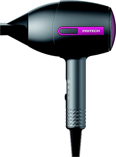 Secador Profesional Design Pritech 1400 W - Ultraligero
