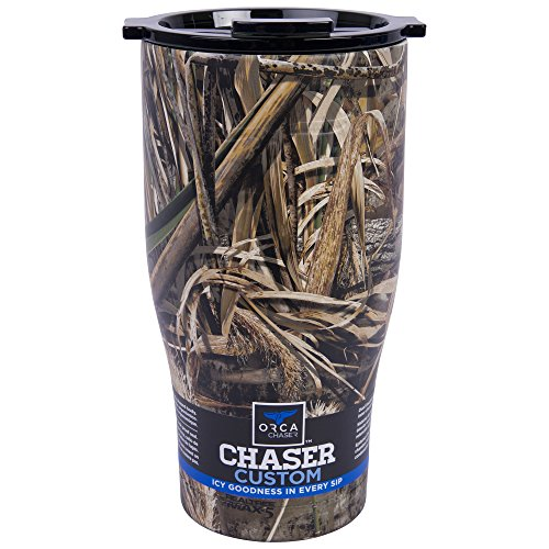 ORCA ORCCHA27RTM5/BLK Max 5 Camo Chaser, 27 oz., Realtree/Black
