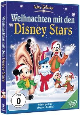 Weihnachten mit den Disney Stars [Alemania] [DVD]: Amazon.es: Cine ...