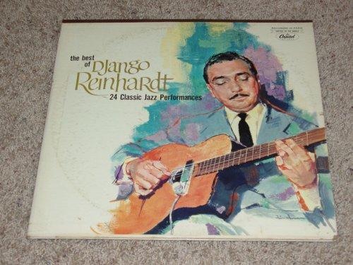The Best of Django Reinhardt: 24 Classic Jazz Performances (Django Reinhardt Best Of)