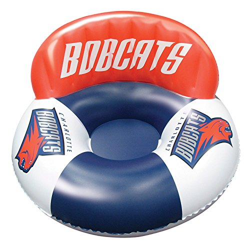 Poolmaster Charlotte Bobcats NBA Swimming Pool Float, Luxury Drifter