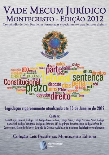 Vade Mecum Jurídico Montecristo Editora: Edição Janeiro 2012