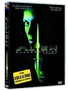 Alien 4: Resurrección [DVD]