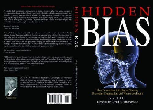 Hidden Bias - How Unconscious Attitudes on Diversity Undermine Organizations and What to do about it