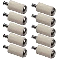 Oregon 07-206 (10 Pack) Fuel Filter Assembly 1/8 Replaces Tillotson OW802 # 07-206-10pk