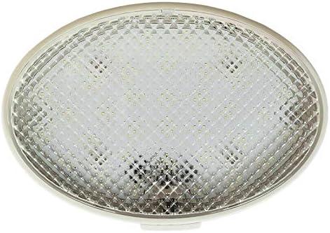 Marvix Plafonnier LED 12V 24V 36SMD Rond Dôme Lampe OnOff