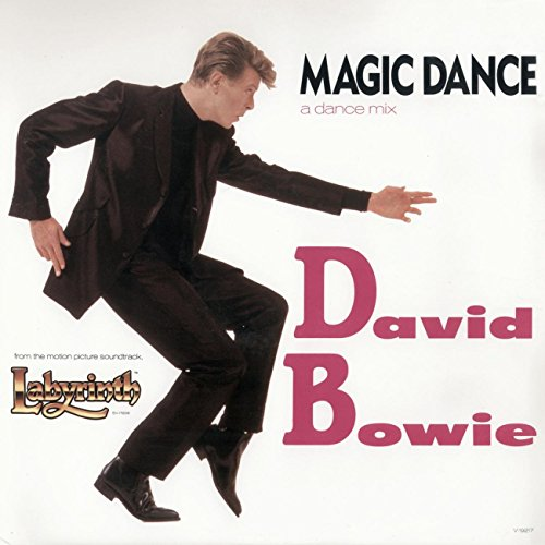 Magic Dance E.P. David Bowie Magic Dance