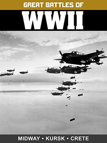 Dramatic Reader - Great Battles of WWII: Midway, Kursk, and Crete