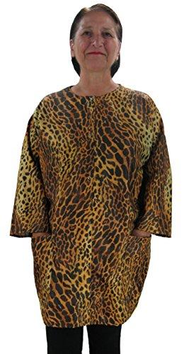 Leopard Print Smock - 2