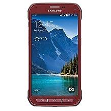 Samsung Galaxy S5 Active 16gb, Unlocked (Ruby Red)