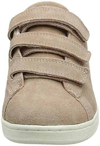 Blush Sneaker Velcro Rosa off White Donna Equipe Kw Pink Gola blush White qAw1np