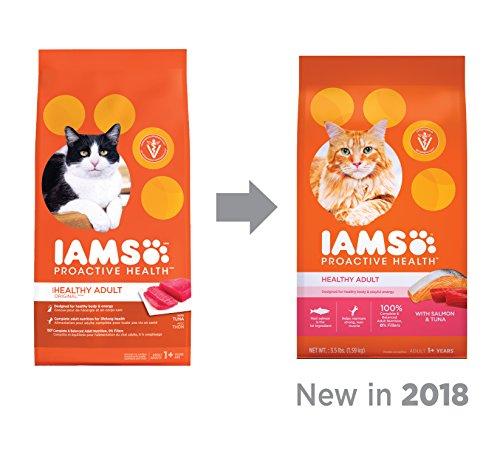 عروض Iams Proactive Health Original Adult Dry Cat Food