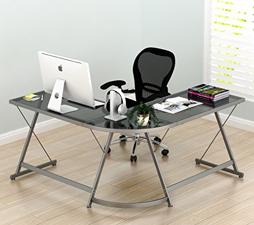 SHW Vista Corner L Desk by SHW