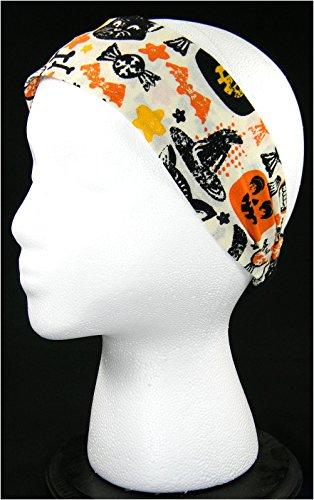 Halloween Pumpkins headwrap/headband (Handmade in the United States)