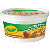 Crayola Air Dry Clay, 1.13 kg Bucket Terra Cotta