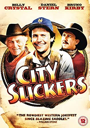 City Slickers [DVD] by Billy Crystal: Amazon.es: Chaz Ebert ...