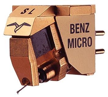 Benz Micro Glider S bajo salida cápsula de bobina móvil ...