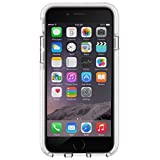 "Tech21 Evo Mesh Case (Drop Protective) for iPhone 6 & iPhone 6s (4.7"") - Clear/White"