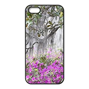 Personalized Creative Cell Phone Case For iPhone 6 plus 5.5,flowers field
