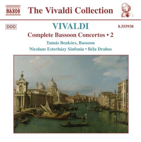 Vivaldi: Bassoon Concertos Vol.2