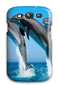 Excellent Design Dolphiness Phone Case For Galaxy S3 Premium Tpu Case