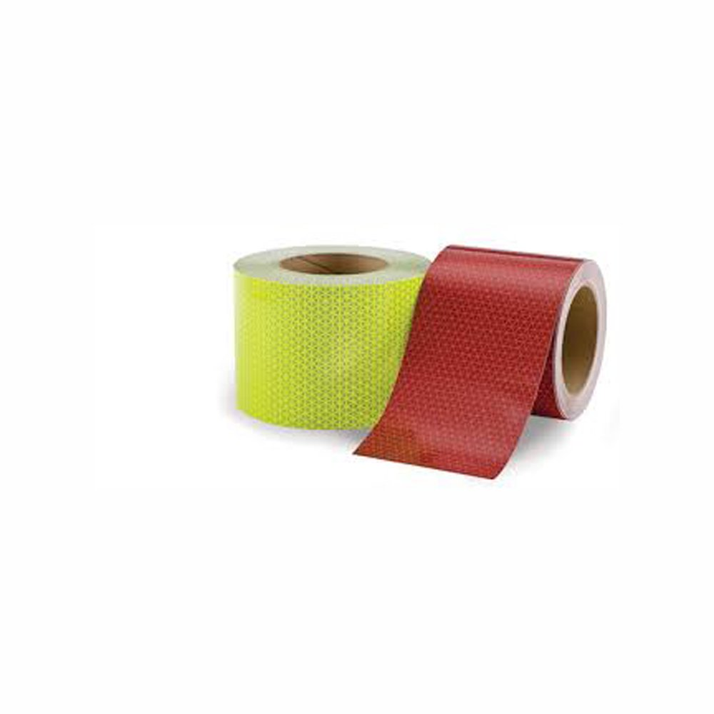 Reflexite V98 1 Each-6X150Ft Red & Fluor Lime by ORACAL