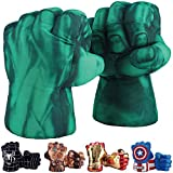Toydaze Hulk Hands for Kids of All Ages, Hulk Fists Toys for Hulk Costume, 1 Pair