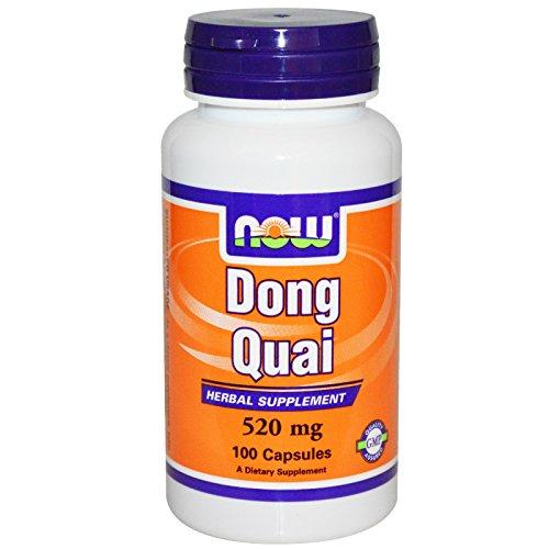 Dong Quai 520mg Capsules Pack