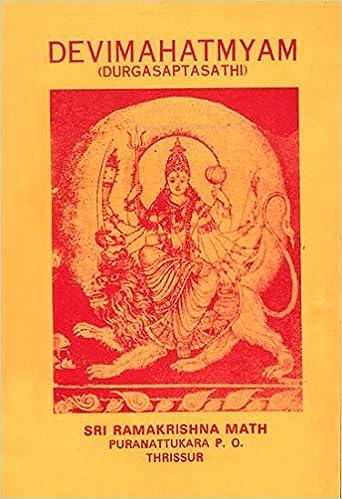 Pdf sanskrit devi mahatmyam