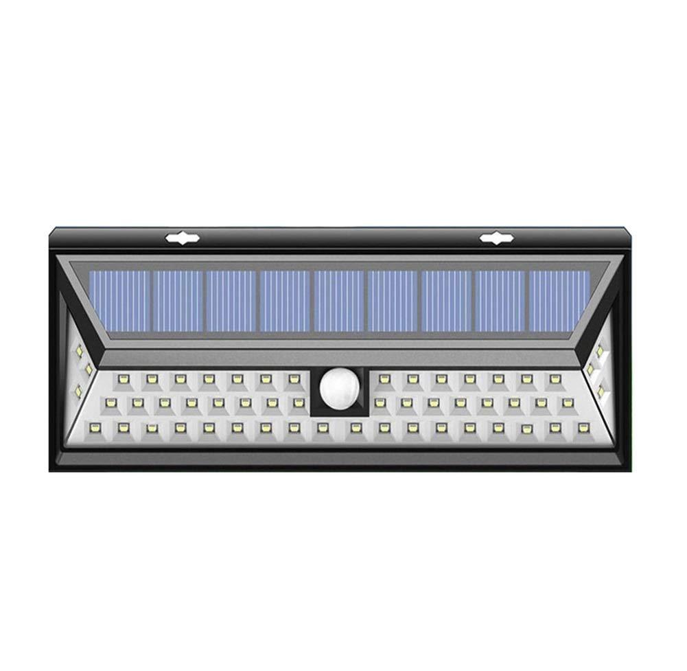 LED Faretto Da Esterno,Luce Di Illuminazione Di Induzione Del Corpo Umano Della Luce Del Giardino All'aperto Luce Solare (dimensioni   54)