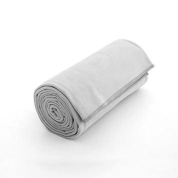 Toalla de yoga engrosamiento antideslizante manta de yoga ...