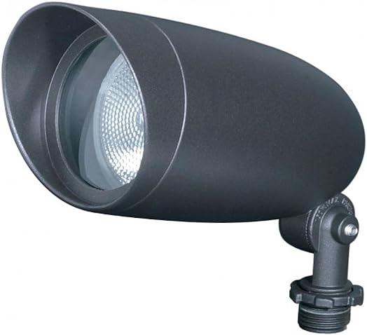 Nuvo Lighting SF76 646 One Light Outdoor Flood Light, Dark Bronze Finish