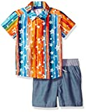 Bonnie Jean Boys  Multicolor Toddler  Set, 4T