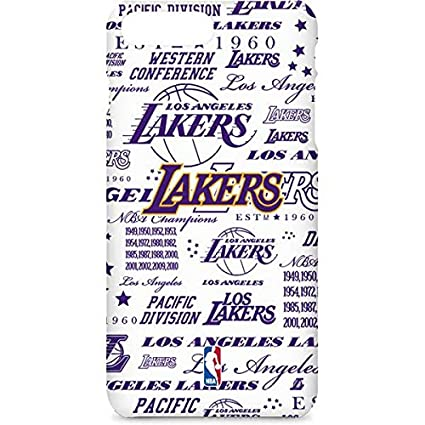 Image Unavailable. Image not available for. Color  NBA Los Angeles Lakers  iPhone 7 Plus Lite Case ... 74c1ba6dd