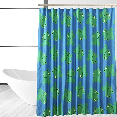 frog shower curtain - 4