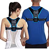 Back Posture Corrector Clavicle Support Brace for Men & Women by Babo Care, Figure 8 Shaped Designed, Helps to Improve Posture, Prevent Slouching and Back Pain Relief (REG)